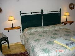 one double bed-room
