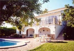Property Photo: Villa Golf Javea