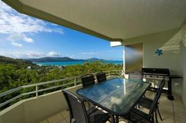Property Photo: HAMILTON ISLAND VIEW FROM POINCIANA 111
