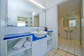 MASTER ENSUITE AND SEPARATE BASIN AREA