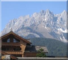 our mountain Wilder Kaiser