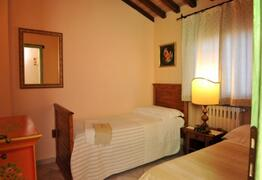 Gelso apart:the twin bedroom