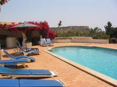 Property Photo: Relax on the private pool terrace