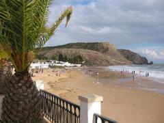 Beach at Luz