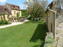 Property Photo: Le Jardin des Amis gite complex