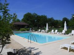 Property Photo: 12 x 6m salt-system pool