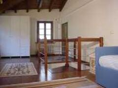 The four bed  bedroom