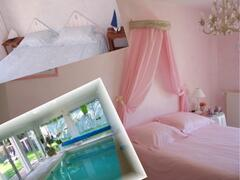 Property Photo: indoor pool and some rooms