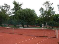 private tennis club