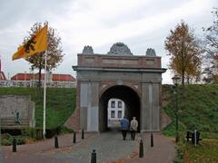 Hulst city gate