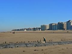 Knokke North sea