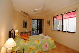 Main bedroom (ensuite) overlooks ocean